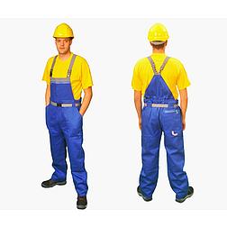 Kantáros nadrág, Color - Kék
