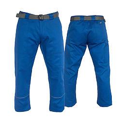 Color, derekas nadrág - kék szín