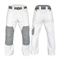 Color, derekas nadrág - fehér szín