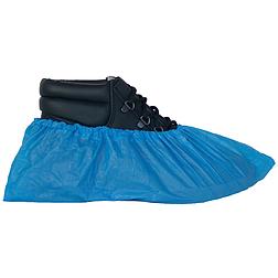Cipővédő kék gumis 100 db/csomag