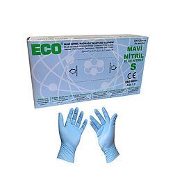 Mavi Eco - púdermentes nitril kesztyű