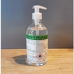 Disinsys Palm Alk - alkoholos bőr- és kézfertőtlenítő (400 ml)