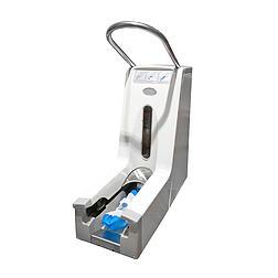 Cipővédő automata adagoló, áram nélkül üzemel