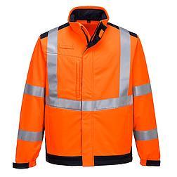 Modaflame Multi Norm lángálló softshell kabát