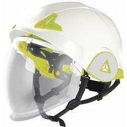 ONYX - 1000V védősisak, behúzható szemvédővel