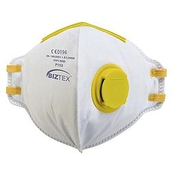 FFP1 szelepes Dolomit légzésvédő maszk