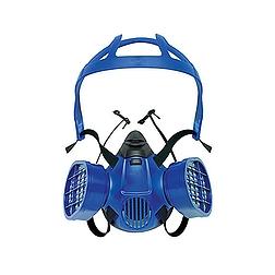 Dräger X-Plore 3500 - légzésvédő ikerszűrős félálarc