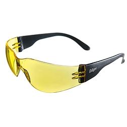 Dräger X-pect 8312 - szemüveg  karc+páramentes sárga
