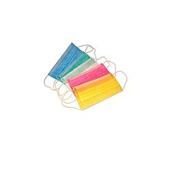 3 rétegű gumis szájmaszk