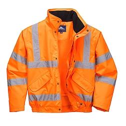 Jól láthatósági dzseki vasúti dolgozók részére