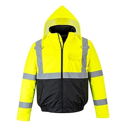 Hi-Vis Value Bomber kabát