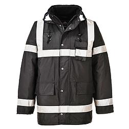 IONA Lite bélelt kabát fényvisszaverő csíkkal