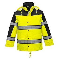 Classic kéttónusú kabát