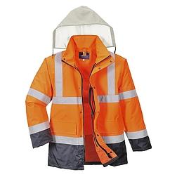 Jól láthatósági 4 az 1-ben Contrast Traffic kabát