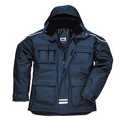 Ripstop sokzsebes kabát