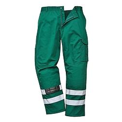 IONA biztonsági nadrág fényvisszaverő csíkkal