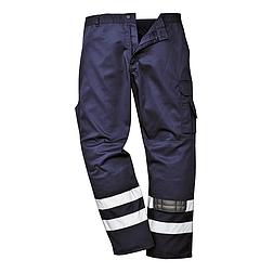 IONA biztonsági nadrág fényvisszaverő csíkkal (hosszított)