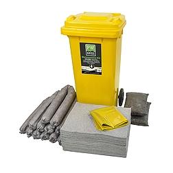 PW Spill 120 Liter Ipari gyorsbeavatkozó készlet