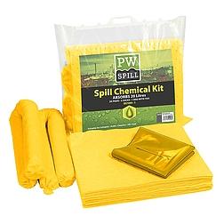 PW Spill 20 liter vegyi szorbens készlet (6 darab)