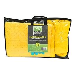 PW Spill 50 liter vegyi szorbens készlet (3 db)