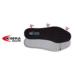 Cofra SOFT SOLETTA PU/PU - talpbetét