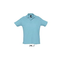 Sols Summer II - rövid ujjú, férfi galléros póló