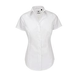 B&C Heritage - rövid ujjú női ing