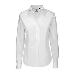 B&C Sharp - hosszú ujjú női ing
