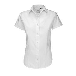 B&C Sharp - rövid ujjú női ing
