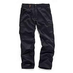 Scruffs Worker Trouser, munkanadrág - fekete