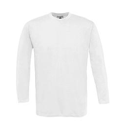 B&C Exact 190 - hosszú ujjú póló