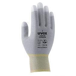 uvex unipur carbon - mártott védőkesztyű