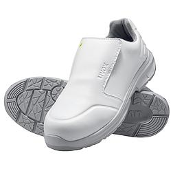 uvex 1 sport hygiene PU S2 ESD - fehér félcipő (pánt nélkül)