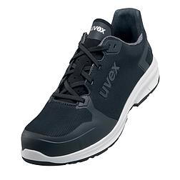 uvex 1 sport - félcipő, fekete (S1 SRC)