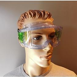 uvex ultravision 9301 - kosárszemüveg (páramentes, acetát, vegyszerálló)