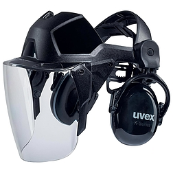 uvex faceguard - arcvédő rendszer