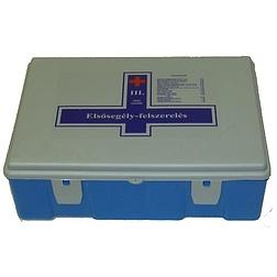 III. típusú üzemi elsősegélydoboz (kis dobozos) 51-100 fő